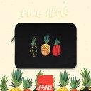 All New Frame Pineapple - black iPadケース ipad ケース ipad ポーチ iPad Air2 ケース iPad Air ケース iPad ケース アイパッド ケース