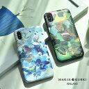 iphone xs ケース マリアクルキ ミラーケース for iPhone(2) iphone xs max ケース iphone 8ケース iphone X ケース iphone xr ケース 北欧デザインケース marja kuruki
