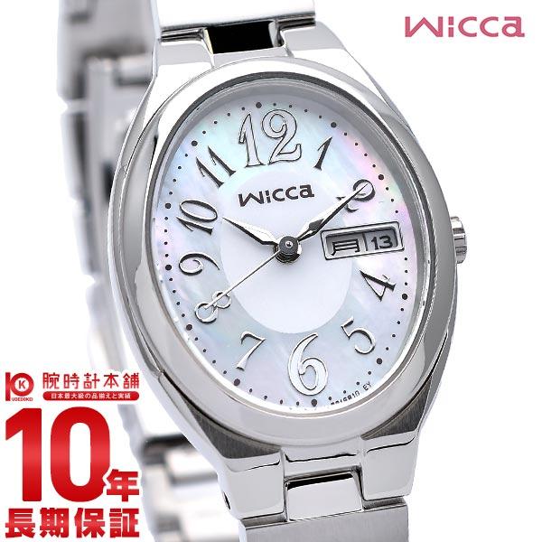 シチズン ウィッカ wicca ソーラー KH3...の商品画像