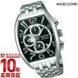 【DP38SBK】エンジェルクローバーAngelCloverダブルプレイメンズ時計腕時計正規品