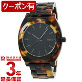 【A327646】ニクソンNIXONタイムテラー アセテートユニセックス時計腕時計