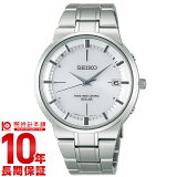 SEIKOSELECTION セイコーセレクション ソーラー電波 100m防水 SBTM203 [正規品] メンズ 腕時計 時計