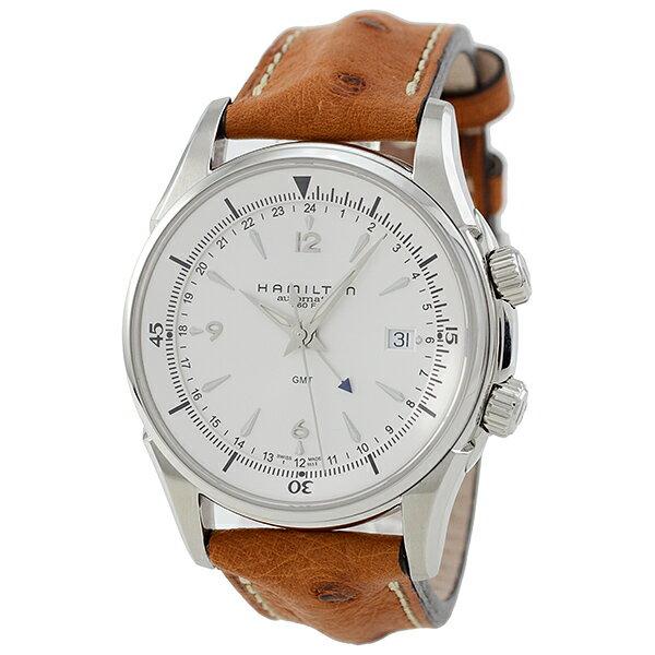 HAMILTON [海外輸入品] ハミルトン ジャズマスター トラベラー2 H32625555 メンズ 腕時計 時計 [3年長期保証付][送料無料][ギフト用ラッピング袋付][P_10]