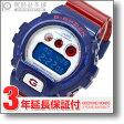 【DW-6900AC-2】カシオ GショックG-SHOCKブルー&レッドシリーズメンズ時計腕時計