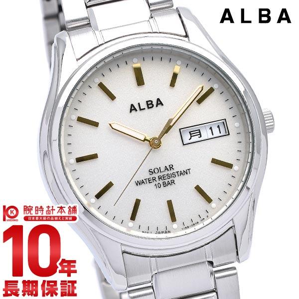セイコー アルバ ALBA ソーラー 100m防水 AEFD542 [正規品] メンズ 腕時計 時計