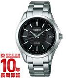 DOLCE&EXCELINE セイコー ドルチェ&エクセリーヌ ソーラー電波 100m防水 SADZ177 [正規品] メンズ 腕時計 時計