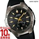 【18日限定!店内最大ポイント38.5倍!】 カシオ ウェーブセプター WAVECEPTOR ソーラー電波 WVA-M640B-1A2JF [正規品] メンズ 腕時計 時計