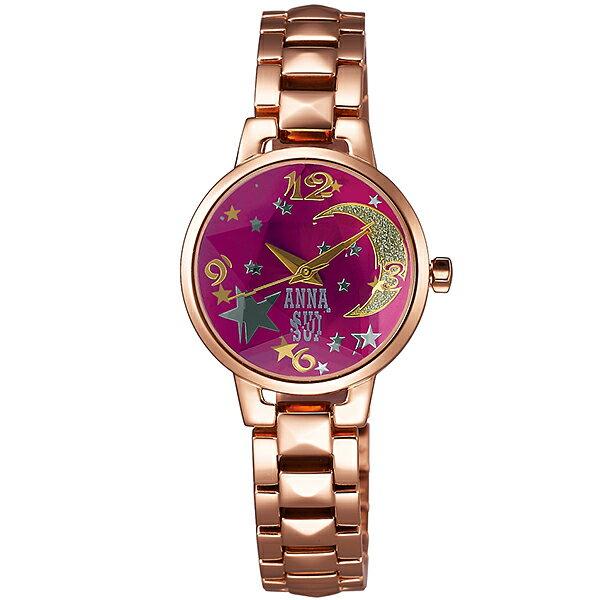 ANNASUI [国内正規品] アナスイ  FCVK917 レディース 腕時計 時計【ポイント10倍】 [10年長期保証付][送料無料][腕時計ケア用品 マルチクロス付][ギフト用ラッピング袋付][P_10]