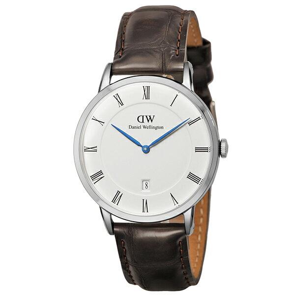 DANIELWELLINGTON [海外輸入品] ダニエルウェリントン ダッパー Dapper 1122DW メンズ 腕時計 時計 [3年長期保証付][送料無料][ギフト用ラッピング袋付][P_10]おおさかふ