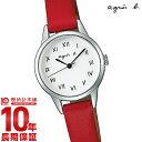 【1000円割引クーポン】アニエスベー agnesb マルチェロ FCSK952 [正規品] レディース 腕時計 時計