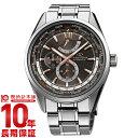 【3000円割引クーポン】オリエントスター ORIENT ワールドタイム 替えベルト付き WZ0051JC [正規品] メンズ 腕時計 時計【24回金利0%】