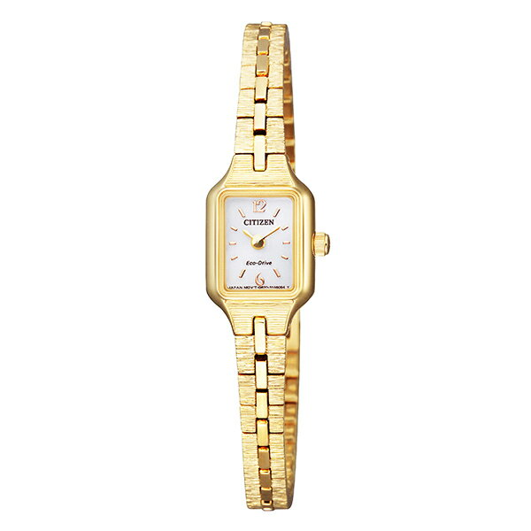 Kii: シチズン キー エコドライブ ソーラー EG2042-50A [正規品] レディース 腕時計 時計 [10年保証付][腕時計ケア用品 マルチクロス付][ギフト用ラッピング袋付][オリジナル時計ケース付][メタルバンド専用クリーナー付]