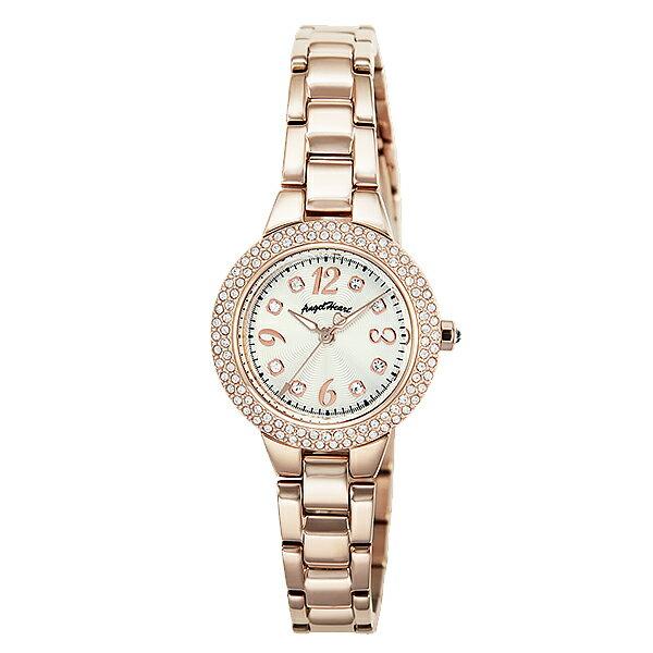 AngelHeart [国内正規品] エンジェルハート ラブスポーツ シルバー スワロフスキー WL27PGZ レディース 腕時計 時計【ポイント11倍】 [10年長期保証付][送料無料][腕時計ケア用品 マルチクロス付][ギフト用ラッピング袋付][P_10]