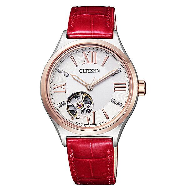 CITIZENCOLLECTION [国内正規品] シチズンコレクション  PC1004-04A レディース 腕時計 時計【ポイント10倍】 [10年長期保証付][送料無料][腕時計ケア用品 マルチクロス付][ギフト用ラッピング袋付][P_10]