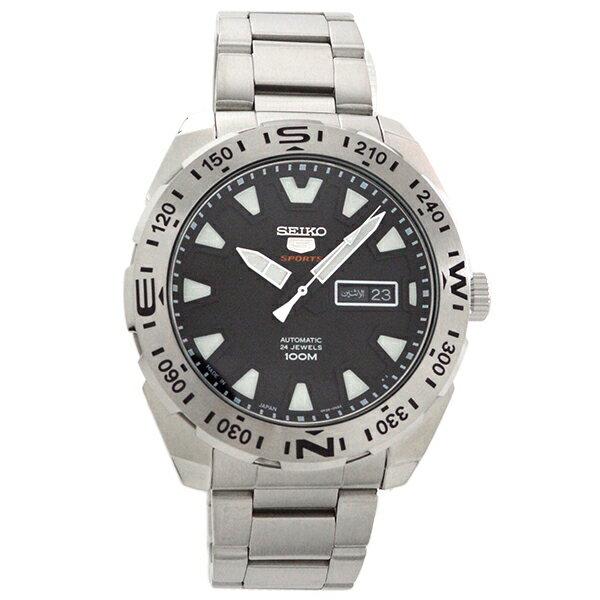 SEIKO5 [海外輸入品] セイコー5 逆輸入モデル 100m防水 機械式(自動巻き/手巻き) SRP739J1 メンズ 腕時計 時計 [3年長期保証付][送料無料][ギフト用ラッピング袋付][P_10]坂本りか