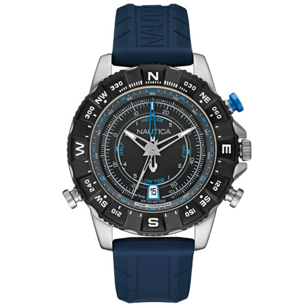 NAUTICA ノーティカ  NAI20005G [正規品] メンズ 腕時計 時計 [10年保証付][腕時計ケア用品 マルチクロス付][ギフト用ラッピング袋付]