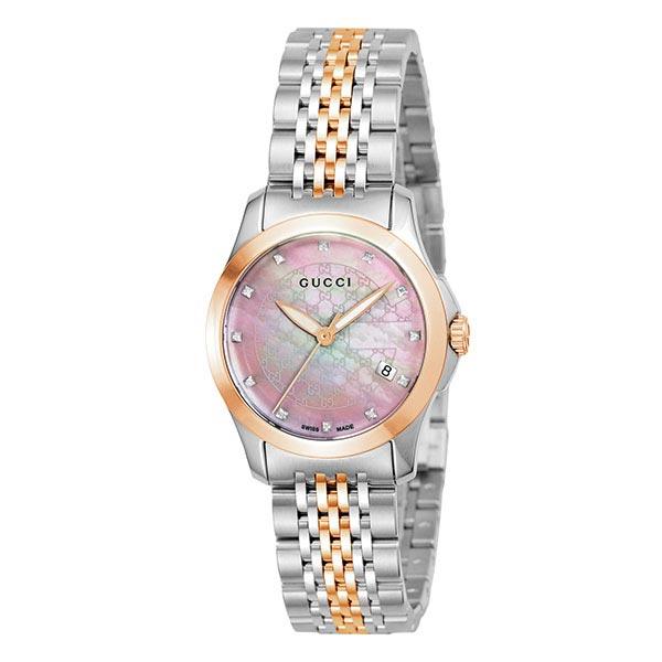GUCCI [海外輸入品] グッチ  YA126538 レディース 腕時計 時計 [3年長期保証付][送料無料][ギフト用ラッピング袋付][P_10]