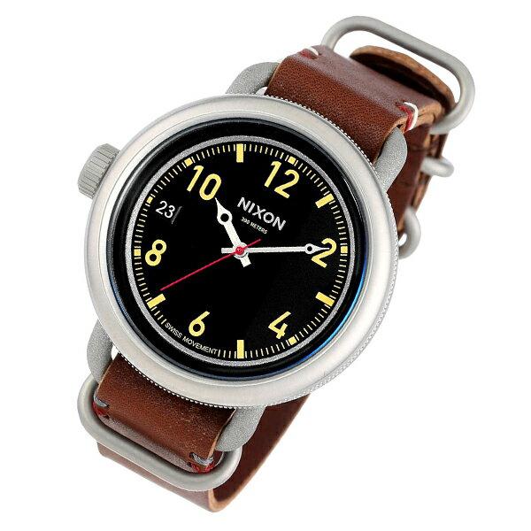 NIXON [海外輸入品] ニクソン オクトーバー A279-019 メンズ 腕時計 時計【新作】 [3年長期保証付][送料無料][ギフト用ラッピング袋付][P_10]