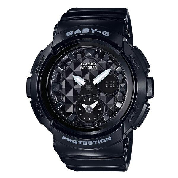 BABY-G [国内正規品] カシオ ベビーG  BGA-195-1AJF レディース 腕時計 時計【新作】 [10年長期保証付][送料無料][ギフト用ラッピング袋付]