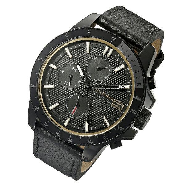 TOMMYHILFIGER [海外輸入品] トミーヒルフィガー  1791163 メンズ 腕時計 時計【新作】 [送料無料][ギフト用ラッピング袋付][P_10]