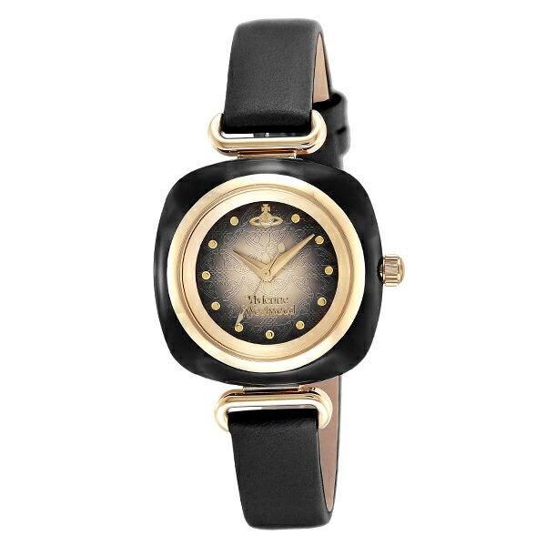VivienneWestwood [海外輸入品] ヴィヴィアンウエストウッド ベックトン VV141BKBK レディース 腕時計 時計【新作】 [3年長期保証付][送料無料][P_10]