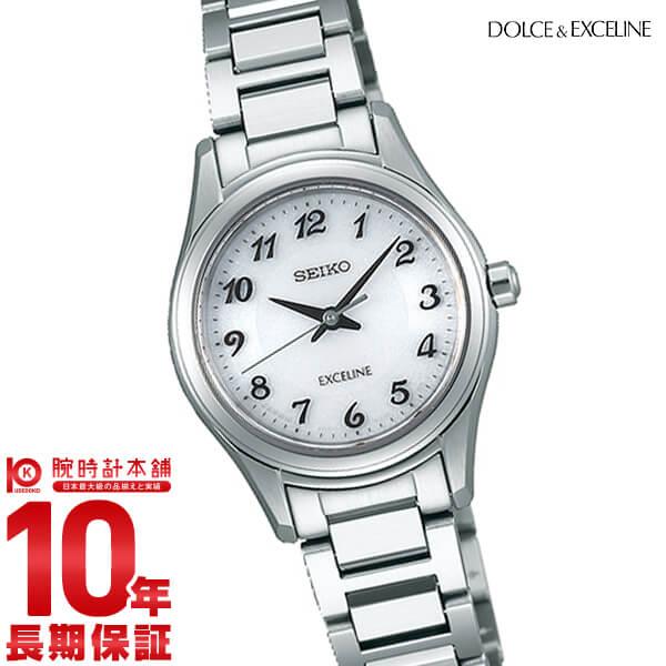 セイコー ドルチェ&エクセリーヌ DOLCE&EXCELINE SWCQ093 [正規品] レディース 腕時計 時計【36回金利0%】