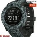 ガーミン GARMIN Instinct Tactical Camo Graphite 010-02064-C2 メンズ