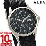 ALBA [国内正規品] セイコー アルバ 200m防水 ブラック×ブラック APBT211 メンズ 腕時計 時計【ポイント6倍】【あす楽】