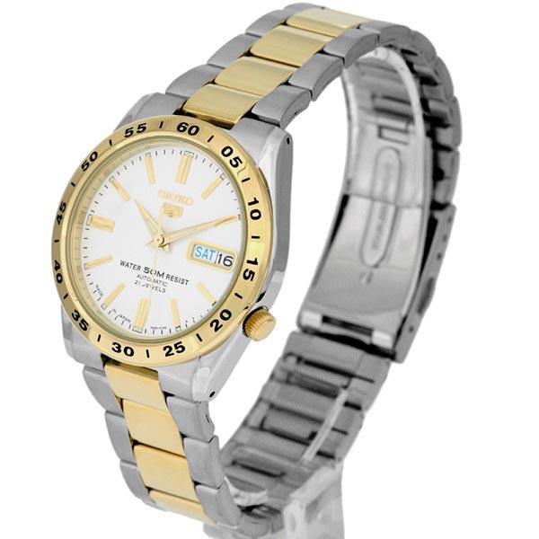 SEIKO5 [海外輸入品] セイコー5 逆輸入モデル 機械式(自動巻き) SNKE04J1 メンズ 腕時計 時計 [3年長期保証付][送料無料][ギフト用ラッピング袋付][P_10]