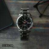 SEIKO [国内正規品] セイコー 逆輸入モデル セイコー5(ファイブ) 機械式(自動巻き) SNKE03K1(SNKE03KC) メンズ 腕時計 時計【ポイント10倍】【あす楽】