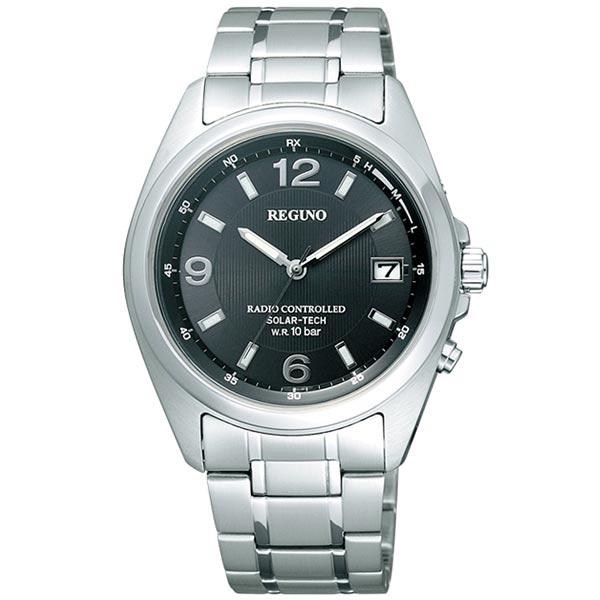 REGUNO シチズン レグノ ソーラー電波 RS25-0343H [正規品] メンズ 腕時計 時計【】 [10年保証付][腕時計ケア用品 マルチクロス付][ギフト用ラッピング袋付]