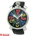GaGaMILANO [海外輸入品] ガガミラノ マニュアーレ 本田圭祐選手愛用モデル 5010.02S メンズ 腕時計 時計