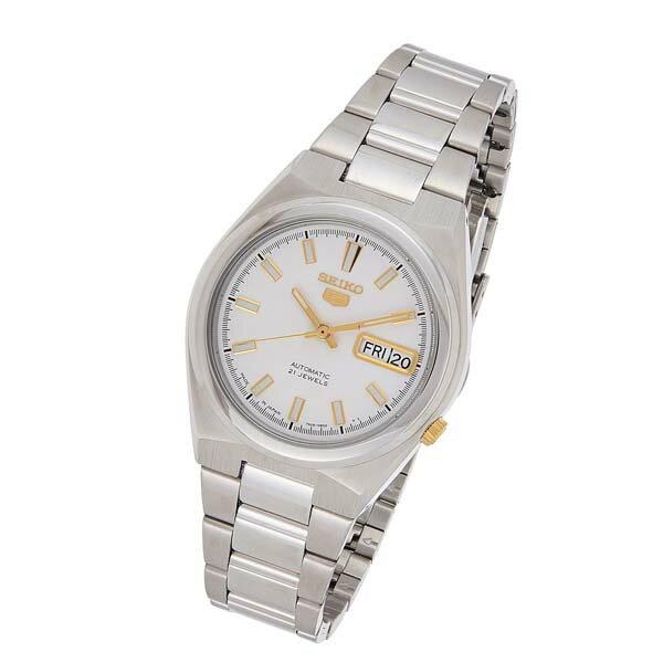 SEIKO5 [海外輸入品] セイコー5 逆輸入モデル 機械式(自動巻き) SNKC47J1 メンズ 腕時計 時計 [3年長期保証付][送料無料][ギフト用ラッピング袋付][P_10]