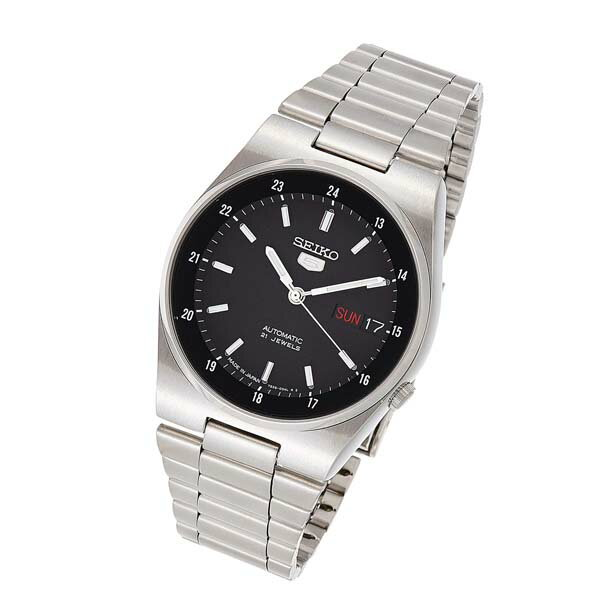 SEIKO5 [海外輸入品] セイコー5 逆輸入モデル 機械式(自動巻き) SNXM19J5 メンズ 腕時計 時計 [3年長期保証付][送料無料][ギフト用ラッピング袋付][P_10]