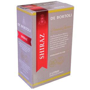 ボルトリ・カスク・シラーズ オーストラリア デ・ボルトリ ボックス 赤ワイン