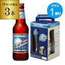 《今だけグラス付き》ブルームーン355ml 瓶×3本 グラス1脚付き[ボトル+グラスパック]【3本販売】[アメリカ][輸入ビール][海外ビール][クラフトビール...