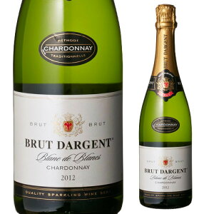 ブリュット・ダルジャンブラン・ド・ブラン ヴァン・ムスー フランス スパークリングワイン