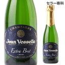 ジャン ヴェッセルエクストラ ブリュット NV ハーフ 375ml シャンパン シャンパーニュ 自然派ワイン ヴァン ナチュール リュットレゾネ
