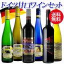 【スーパーSALE中 誰でも5倍】ドイツ産 やや甘口ワイン 6本セット 第6弾【送料無料】[ワイ