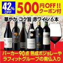 パーカー モルゴン 赤ワイン