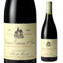 ボーヌ プルミエ トゥーロン 2006 アルベール モロ 赤ワイン