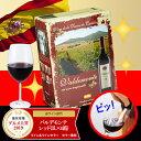 《箱ワイン》バルデモンテレッド3LValdemonteTempranilloスペインボックスワインBOX赤ワイン辛口BIBバッグインボックス長S