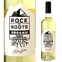 ロック&ルーツ オーガニック ヴェルデーリョ ソーヴィニヨンブラン 750ml 自然派ワイン ビオ BIO ヴァン ナチュール オーガニックワイン 白ワイン 長S