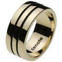 ブラスリング 真鍮 リング 指輪 メンズ ロック ハード