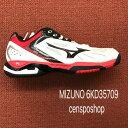 (ミズノMIZUNO)テニスシューズ ウエーブエクシードDS3 6KD35709 オムニコート クレーコート