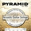 Pyramid Strings 《ピラミッド・ストリングス》 AG phosphor Bronze .012-.052 [商品番号 : 2430] アコースティックギター弦