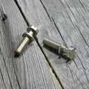 【ネコポス発送可!!】Montreux 《モントルー》 Inch Steel Studs Historic Nickel Relic ver.2 (2) [商品番号:8518] スタッド