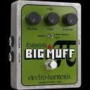 Electro-Harmonix 《エレクトロ・ハーモニクス》 Bass Big Muff Pi Distortion/Sustainer ベース用エ\フェクター(ファズ)