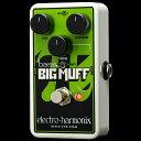 Electro-Harmonix 《エレクトロ・ハーモニクス》 Nano Bass Big Muff Pi ベース用エフェクター(ファズ)