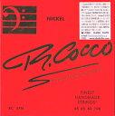 【即納可能&メール便発送可!!】R.COCCO STRINGS 《リチャードココストリングス》 SENIOR ELECTRIC BASS STRINGS RC 4 FN 45 65 80 100 (45-100) ベース弦
